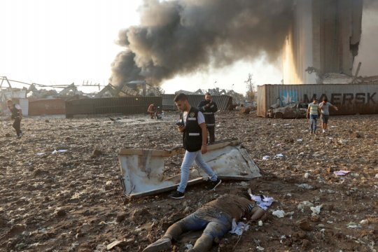 Источники CNN в Пентагоне опровергли слова Трампа об «атаке на Бейрут»