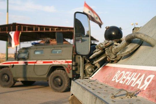 В Минобороны РФ прокомментировали инцидент с военными США в Сирии