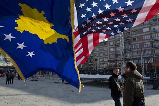 Сербия и Косово договорились в пику Евросоюзу
