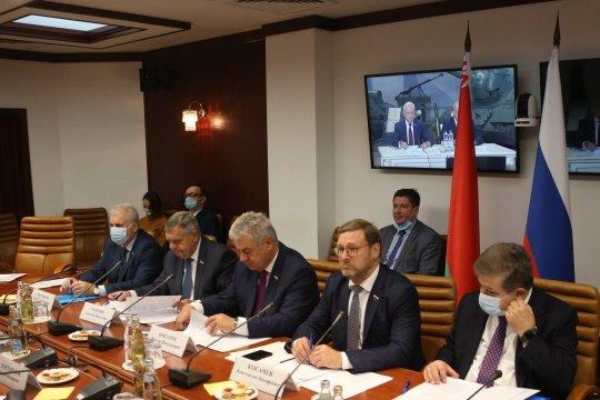 Россия и Беларусь: общая отвестственность перед историей Второй мировой войны