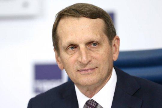 Директор СВР раскрыл главную цель Запада в «деле Навального»