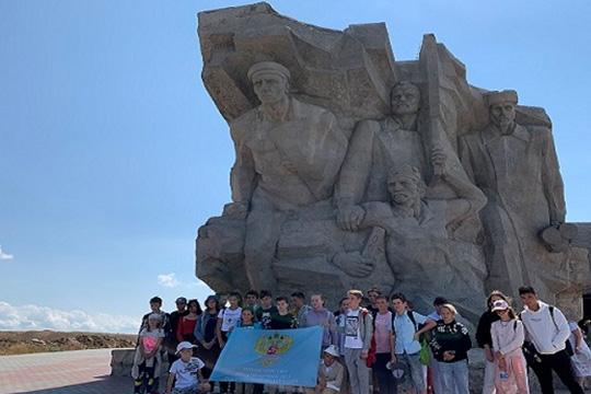 «Дипломаты Будущего» знакомятся с Крымом