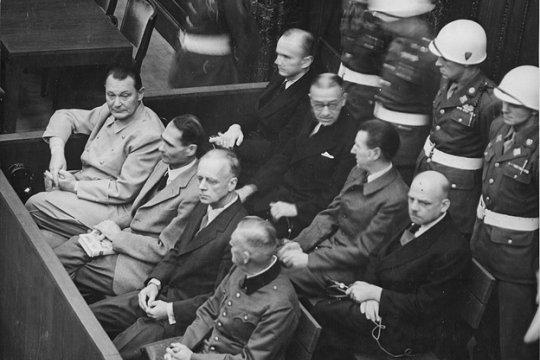 Нюрнберг: первый медийный процесс