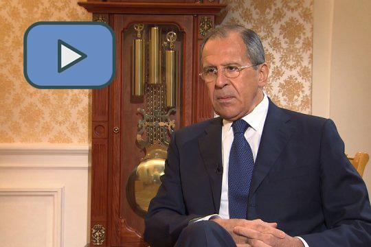 Фрагмент интервью Министра иностранных дел Российской Федерации С.В.Лаврова телеканалу «RTVI», Москва, 14 сентября 2020 года