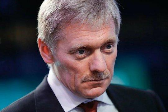 Песков прокомментировал «утечку» содержания разговора Путина и Макрона