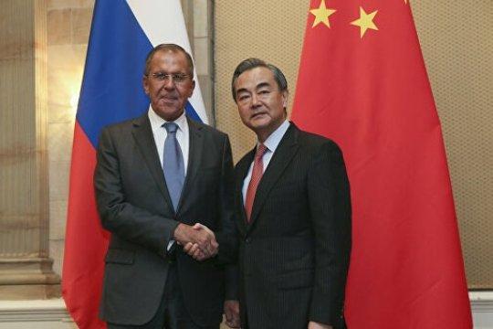 Сергей Лавров заявил об угрозе Индо-Тихоокеанской стратегии США