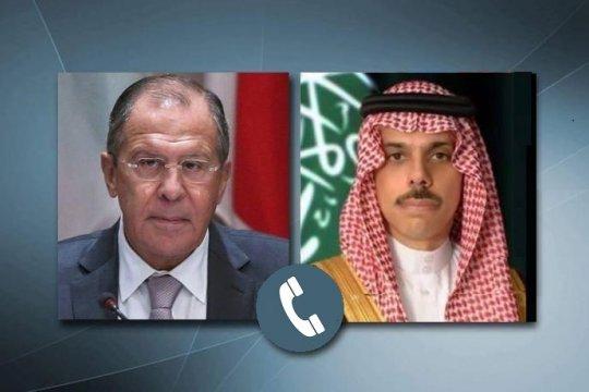 Лавров напомнил о российской концепции коллективной безопасности в зоне Персидского залива