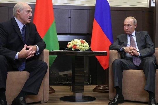 Песков рассказал об итогах переговоров Путина и Лукашенко