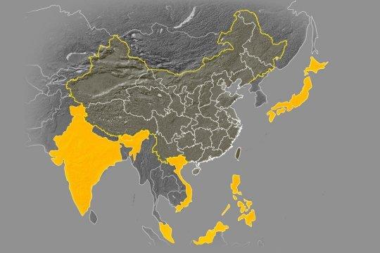 «Азиатское НАТО» против Китая