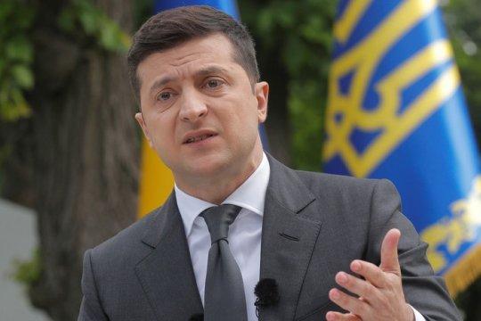 Зеленский назвал членство в НАТО стратегическим курсом Украины