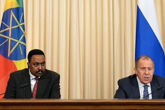 Россия планирует расширять сотрудничество с африканскими интеграционными объединениями