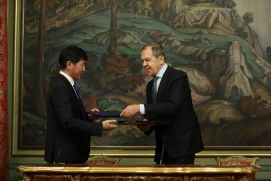 Россия и Монголия ратифицировали договор о дружбе