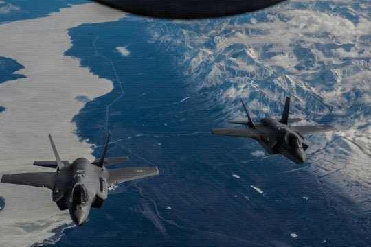 США разместят на Аляске более 100 истребителей пятого поколения