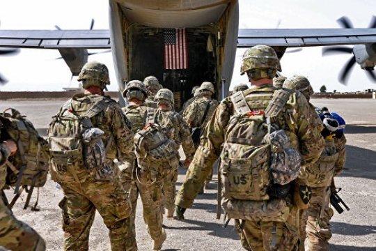 США сократят военный контингент в Ираке до 3 тыс. человек