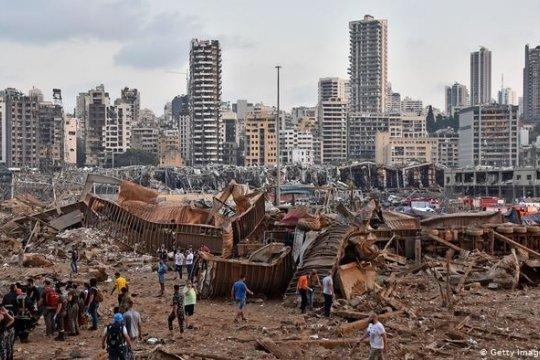 Представители МАГАТЭ исследуют радиационную угрозу после взрывов в порту Бейрута