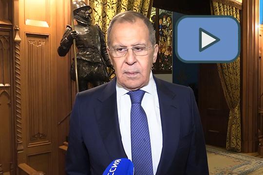 Ответы Министра иностранных дел Российской Федерации С.В.Лаврова на вопросы программы «Москва. Кремль. Путин», Москва, 13 сентября 2020 года