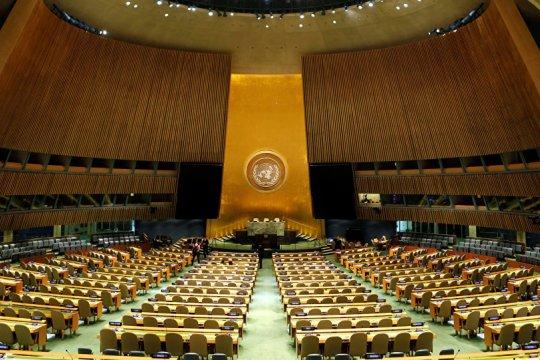 COVID-19 станет одной из ключевых тем 75-ой сессии Генассамблеи ООН