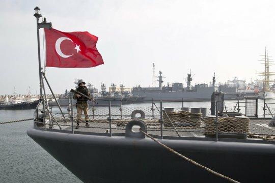 Турецко-греческое противостояние в медиапространстве Турции