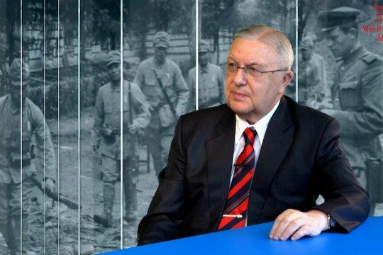 «Визави с миром» Анатолий Кошкин: Победа над Японией – точка во Второй Мировой Войне (часть 2-я)