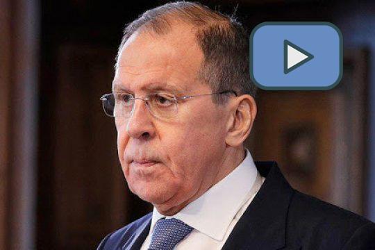Видеообращение С.В.Лаврова на мероприятии высокого уровня Генеральной Ассамблеи ООН по случаю 75-летия всемирной Организации, Москва, 21 сентября 2020 года