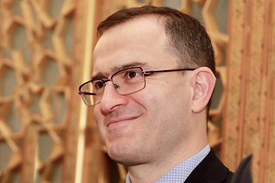 Отечественная дипломатия в лицах: интервью с Эльбрусом Кутрашевым