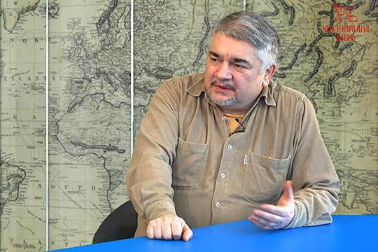 «Визави с миром». Ростислав Ищенко о дестабилизации в странах СНГ (Часть 1)