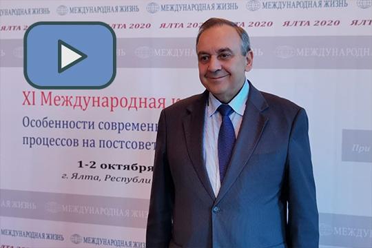 Георгий Мурадов: де факто Крым признается российской территорией нашими западными оппонентами