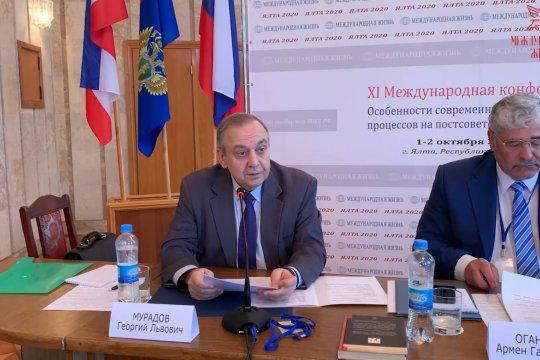 Георгий Мурадов: ОБСЕ насчитывает свыше 70 нарушений прав русскоязычного населения в Прибалтике