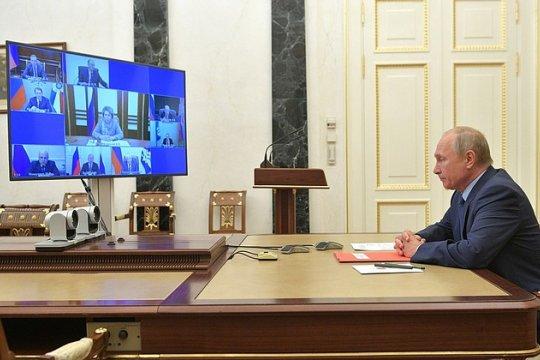 Путин предложил продлить на год действие договора СНВ без всяких условий