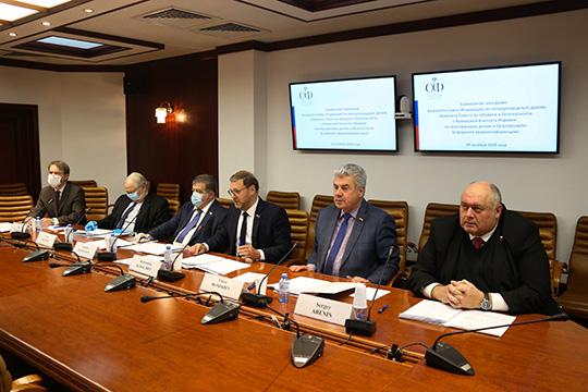 Российские парламентарии «сверили часы» с коллегами из Кнессета Израиля по актуальным международным и региональным проблемам