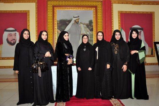 Женское лидерство в ОАЭ