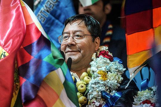 Реванш левых на выборах в Боливии: и снова «Движение к социализму»