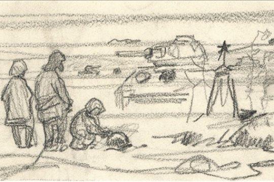 Битва за Днепр. Освобождение Киева 6 ноября 1943 года