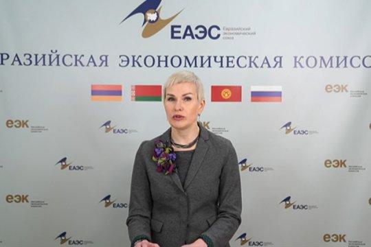 Ия Малкина: экономики стран ЕАЭС прошли минимумы  деловой активности