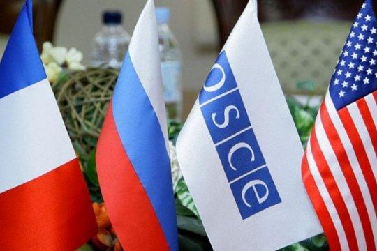 Лидеры России, Франции и США выступили с совместным заявлением по Нагорному Карабаху