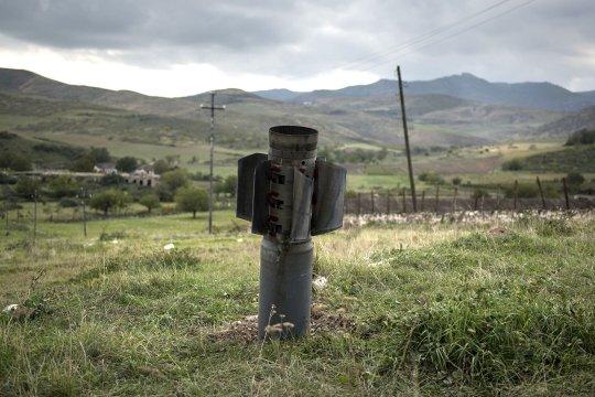 WP сообщила о гибели более 50 сирийских наемников в Карабахе
