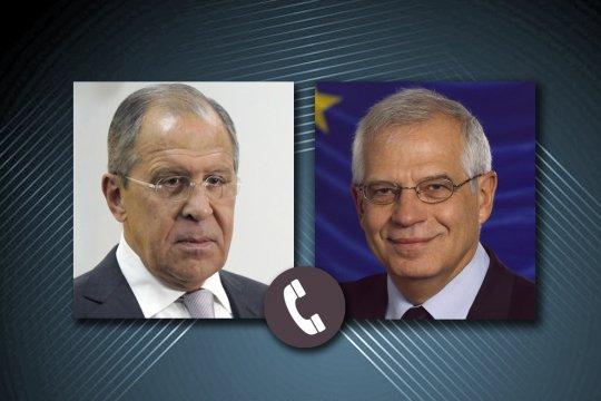 МИД России: нагнетание антироссийских настроений в ЕС не отвечает целям стабилизации обстановки в Европе