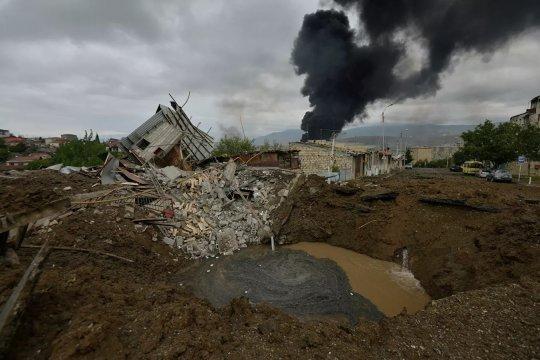 Турция и конфликт в Нагорном Карабахе