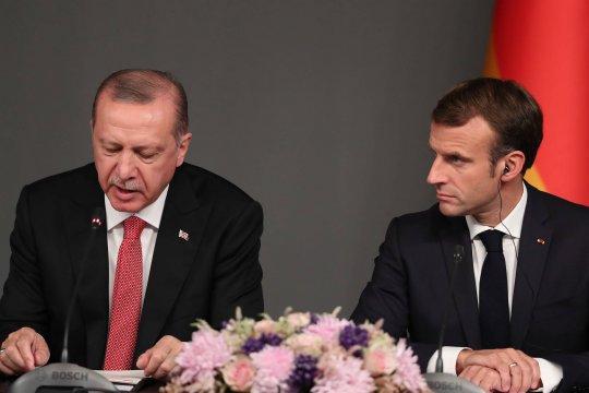 Франция versus Турция