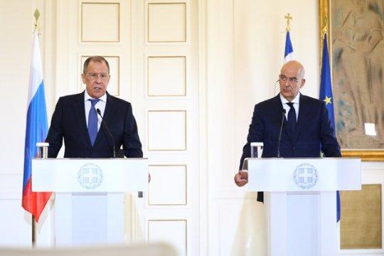 Перезапуск российско-греческих отношений