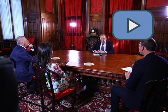 Интервью Сергея Лаврова радиостанциям «Sputnik», «Комсомольская правда» и «Говорит Москва»