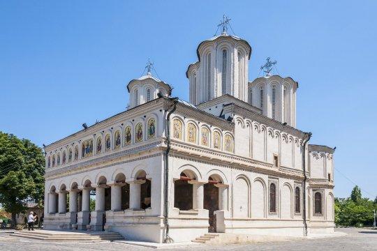 Румынская православная церковь и восточная политика Румынии