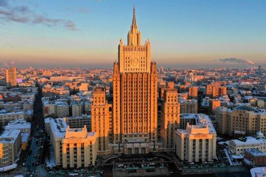 Внешняя политика России на защите принципов суверенитета и равноправия