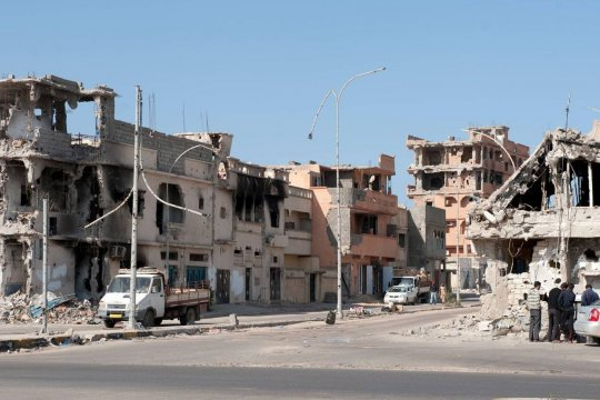 Представители сторон конфликта в Ливии подписали соглашение о прекращении огня