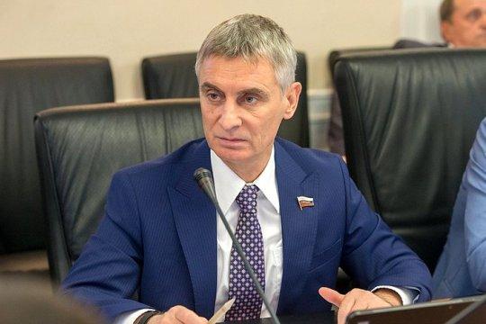 С. Фабричный: Важно сохранить мандат Минской группы ОБСЕ в процессе мирного урегулирования в Нагорном Карабахе