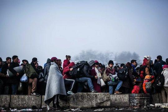 Мигранты снова угрожают ЕС