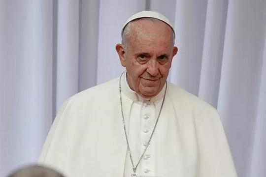 Куда зовет римский папа? (к призыву папы римского Франциска узаконить однополые гражданские союзы)