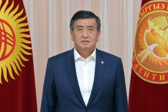 Президент Киргизии объявил о своей отставке