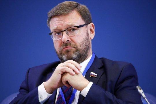 Константин Косачев: время слов и ожиданий должно остаться в прошлом