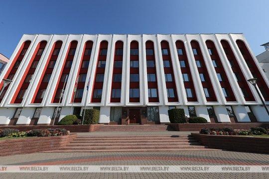 Два британских дипломата объявлены персонами нон грата в Белоруссии